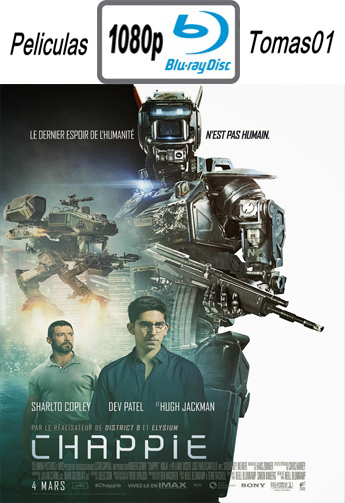 Chappie (2015) BRRip 1080p
