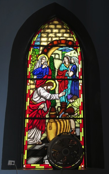 Shrine Stained Glass 007