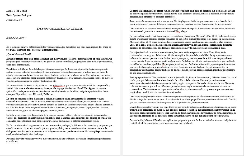 Fantástico Plantilla De Ensayo Pdf Colección de Imágenes - Ideas De ...