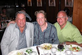 Celeb/Sponsor Dinner 2005
