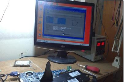 Langkah Awal Servis Motherboard Laptop