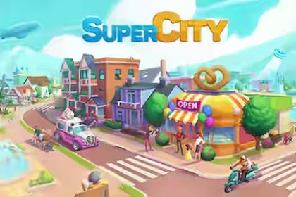 SuperCity: Build a Story v1.14.2 Full Apk+OBB For Android
