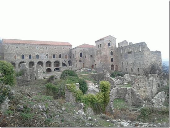 Містра палац