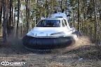 Судно на воздушной подушке Christy 6183 - Ходовые испытания | фото №2