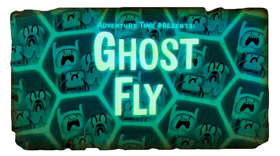 Hora de Aventura: Mosca Fantasma