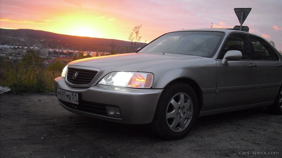 2003 acura rl sedan specifications pictures prices. Black Bedroom Furniture Sets. Home Design Ideas
