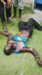 Man Shot Dead In His Farm In Delta State(PHOTOS)