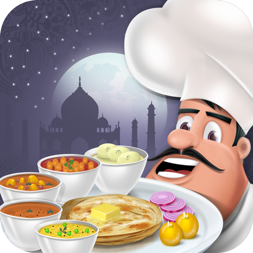 Indian Chef - Cooking Games