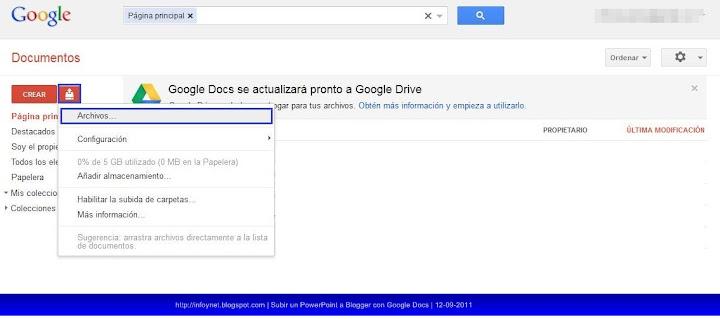 google-docs-subir-archivos