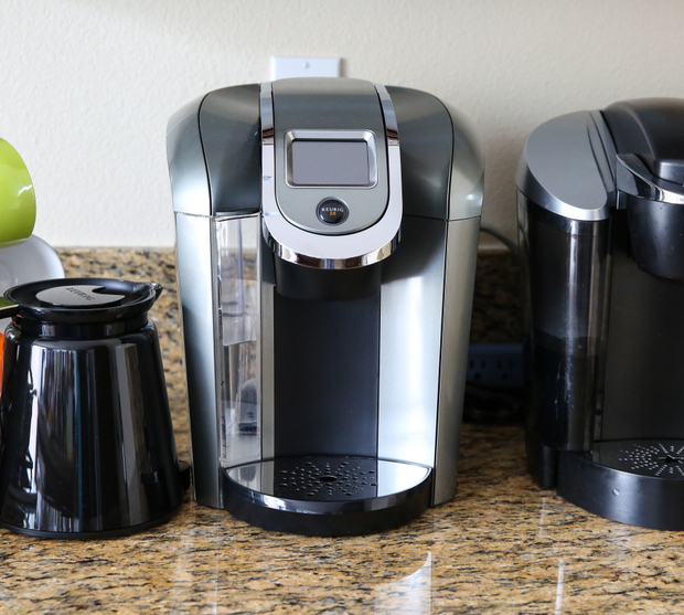 a Keurig 2.0 coffee maker