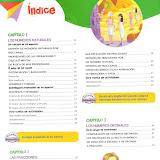 Índice. Matemática 6: Ciencia en foco