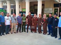 Penyidik Gakkum LHK Sulawesi Serahkan Tersangka Perambah Hutan Ke JPU Kejari