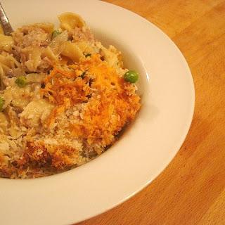 Fab Tuna Noodle Casserole!