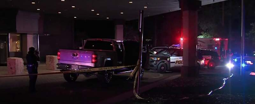 Man shot in shootout involving security guard at San Antonio gentleman's club