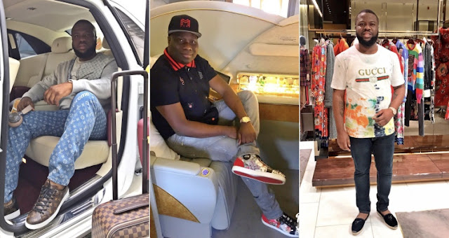 Hushpuppi Blasts Mompha… Says he Helps Politicians Launder Money and He's a Whistleblower for EFCC
