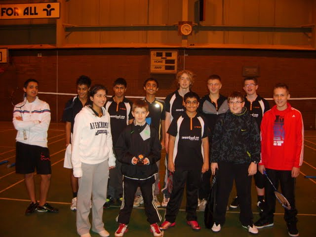 Juniors @ Beds U14/18 Team Tournament - S6009113.JPG