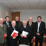 Jahreshauptversammlung Kolping 24.01.2009