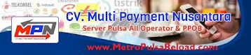 Metro Reload Server Pulsa Termurah 2017
