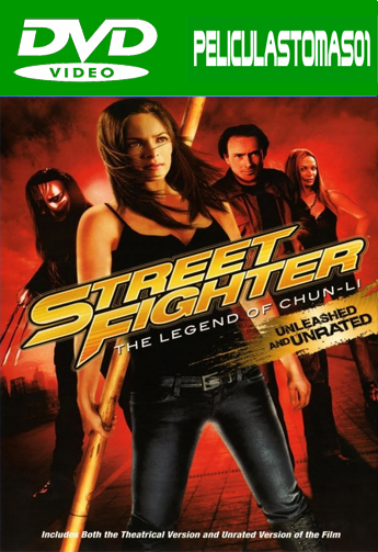 Street Fighter: La leyenda (UNRATED) (2009) DVDRip