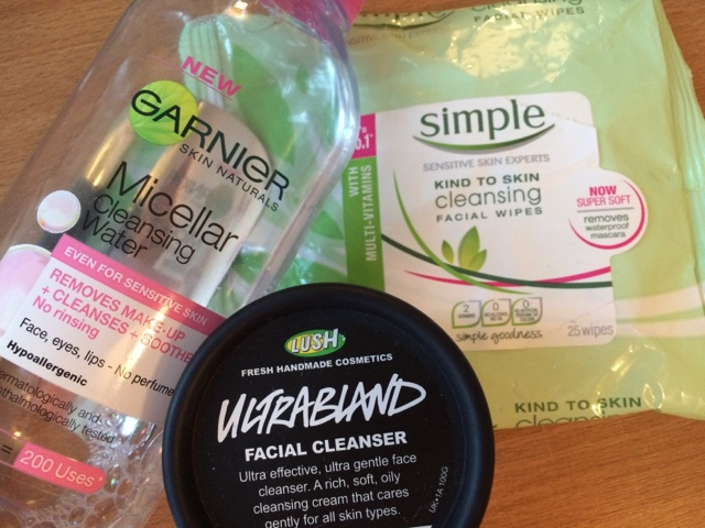 Make up removers garnier micellar water simple cleansing wipes lush ultrabland facial cleanser