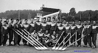 1954-Championnat d'Europe - Amsterdam (NL)