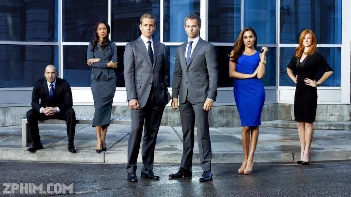 Ảnh trong phim Luật Sư Tay Chơi 4 - Suits Season 4 2