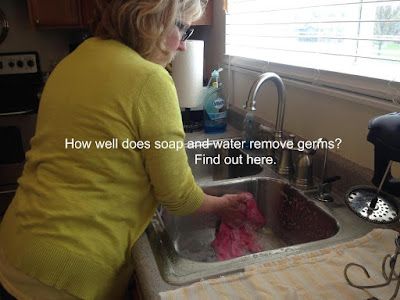 What is the best way to clean the kitchen sink stop the stomach flu most of us have assumed that we dont really need cleaners to kill germs we can just wash them off with soap and water right workwithnaturefo