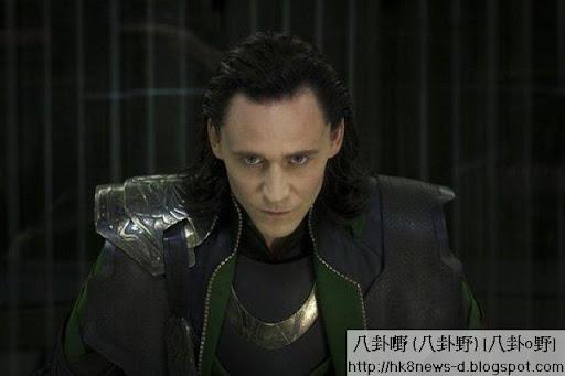 大反派Loki也擁有眾多粉絲