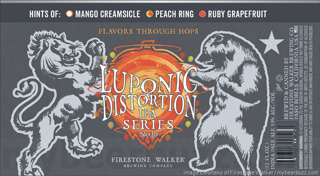 Firestone Walker's Milestone Luponic Distortion No. 10