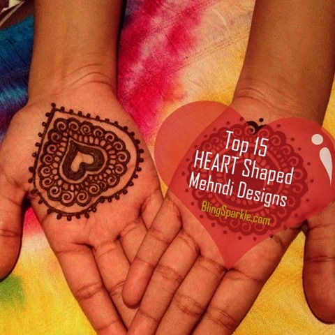 top 15 simple heart shaped mehndi designs for all occasions