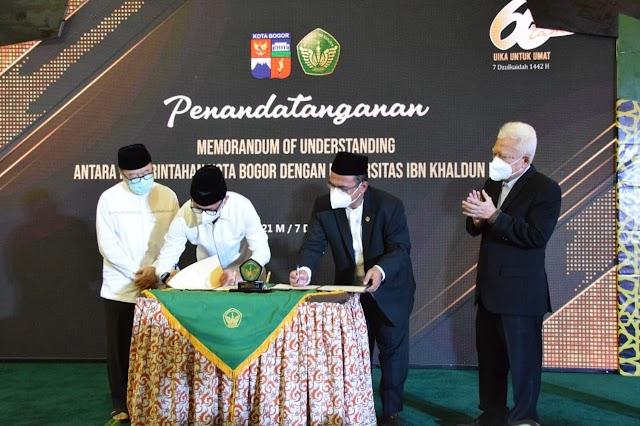 Milad ke-60, UIKA Launching 15 Prodi Baru