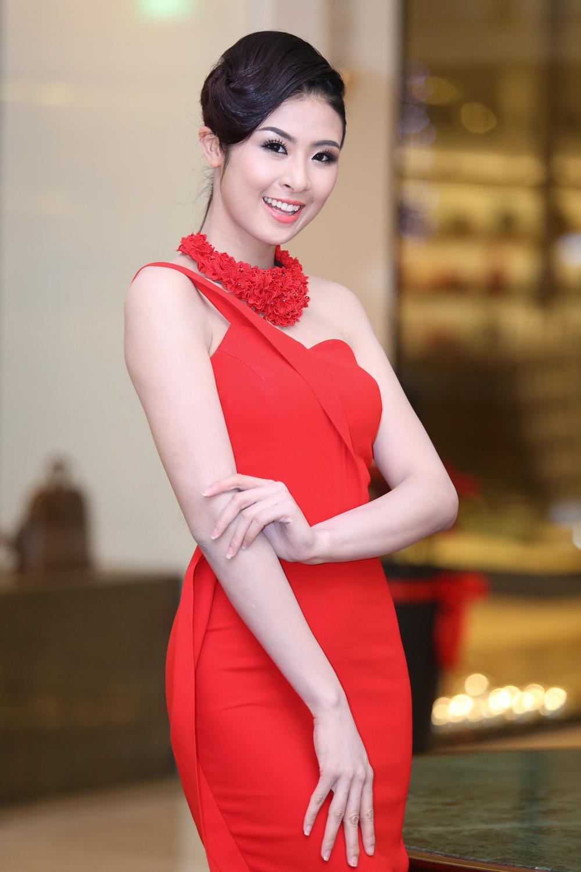 Hoa hậu Việt Nam 2015 Ngọc Hân