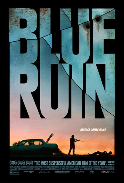 Poster Of English Movie Blue Ruin (2013) Free Download Full New Hollywood Movie Watch Online At Alldownloads4u.Com