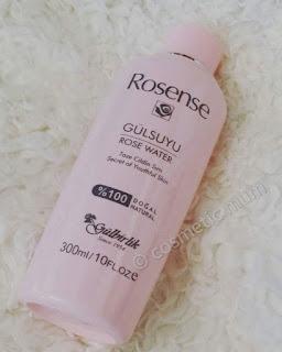 Drogerie Neuheiten / Meist benutzen Beauty Produkte / Dm / Rossmann / Douglas / Rosense Rosenwasser