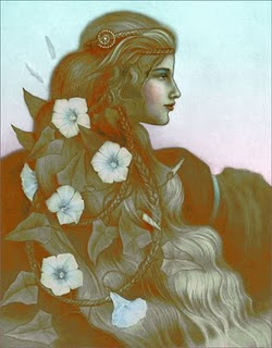 Rhea The Goddess Of Mother Day Image