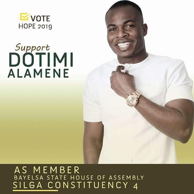 "Know the Man ""Dotimi Alamene"""