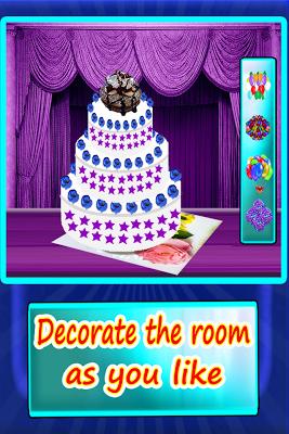 Delicious Cake Make Decoration - screenshot