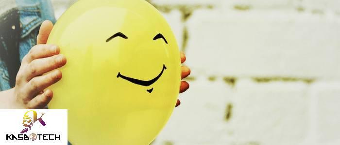 عبارات عن الابتسامة والتفاؤل