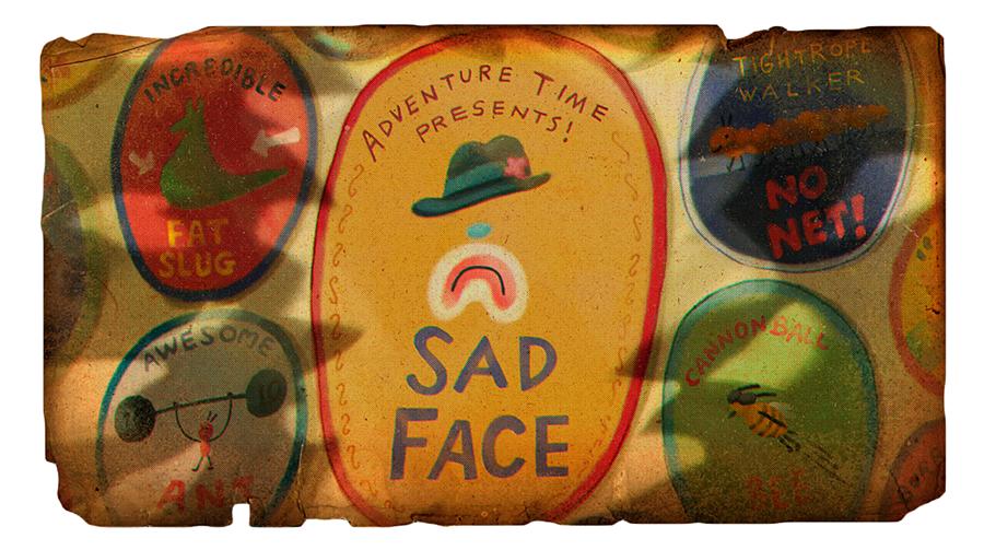 Hora de Aventura: Cara Triste