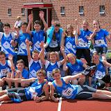C/D-jun competitie, Waalwijk, 24-05-2014