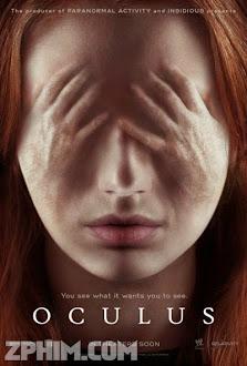 Ma Gương - Oculus (2013) Poster