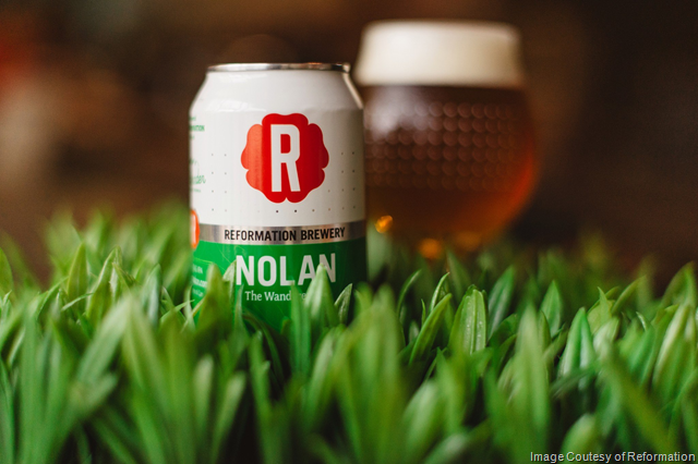 Reformation Announces Nolan The Wanderer Rotating IPA Series