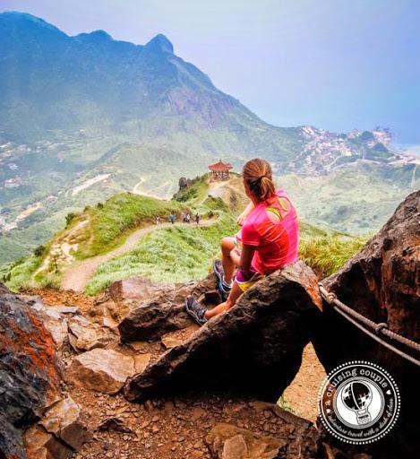 Taiwan Road Trip! Teapot Mountain