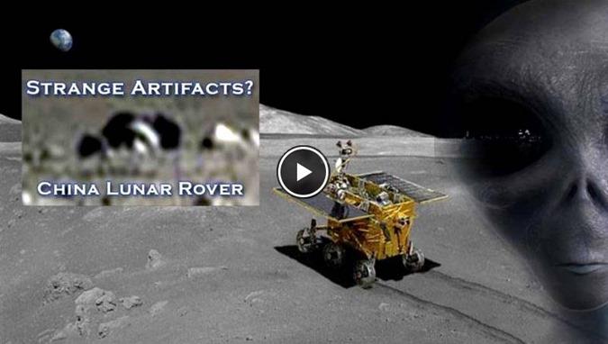 China UFOs sabotaram o Lunar Rover Yutu