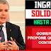 INGRESO SOLIDARIO: El programa de Ingreso Solidario se extendería hasta diciembre de 2022.