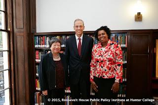 2015 Joan H. Tisch Community Health Prize