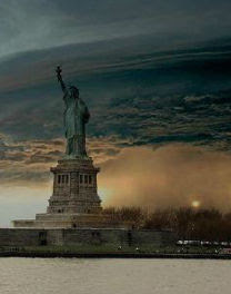 Superstorm USA Caught On Camera