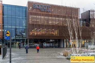 Nowy dworzec w Sopocie - tu jest Sopoteka