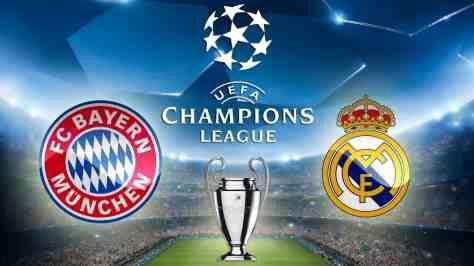 Bayern Munich vs Real Madrid Champions League Match Highlight