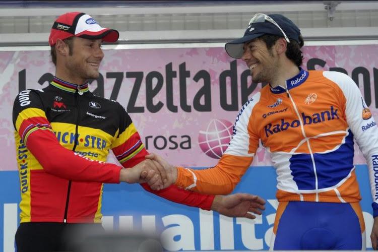 Boonen en Freire 2010